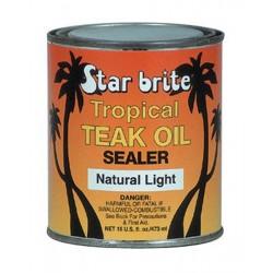 Tropický teakový olej Light 473 ml