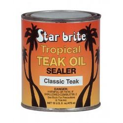 Tropic teakový olej Classic 473 ,l