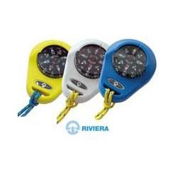 Ruční kompas Riviera Mizar - modrý