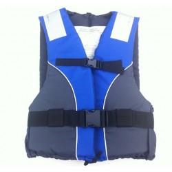Plovací vesta 50N standard, modro-šedá