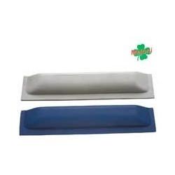 Nárazník - doraz na molo - rohový, modrý