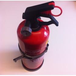 Práškový hasicí přístroj 1kg P1F/ETS