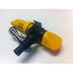 Automatická bilge pumpa, nízká WHALE 650GPH
