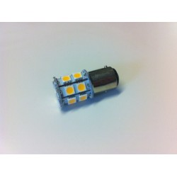 LED žárovka BA15D NAV 12/24V