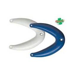 Fendr příďový bílý, tm.modrý