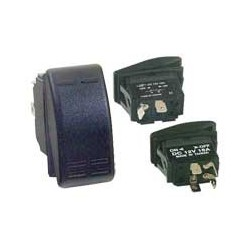 Kolébkový vypínač 12V 16A