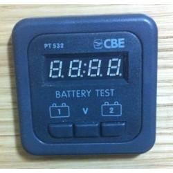 Digitální testovací panel na 2 baterie