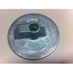 Anoda zinková - kulatá Mercury ALPHA