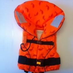 Záchranná vesta 100N pro nejmenší - Delfíni