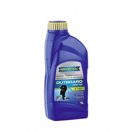 Ravenol motorový olej 10W 40 4takt 1l