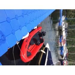 člun Hasle summer fun, Suzuki DF15ATL