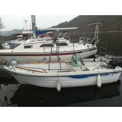 Motorový člun Terhi Nordic 6020C