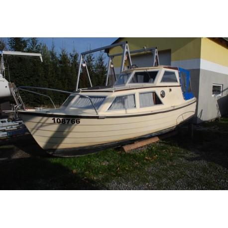 Motorová loď Hardanger 23