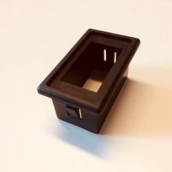 Rámeček vypínače - pro jeden vypínač