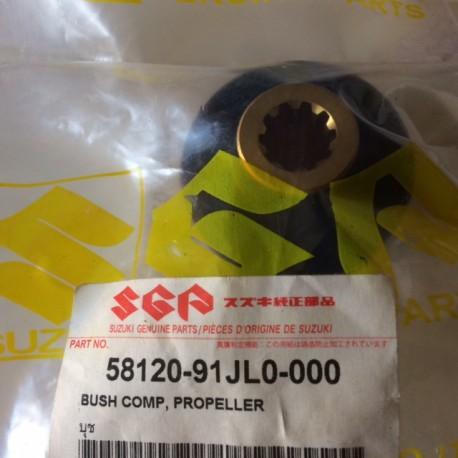 Bush comb, propeller 58120-91JL0-000