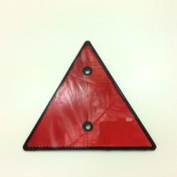 Odrazový trojúhelník Fristom, plast, (pro 2x šroub M5)
