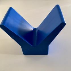 Przžová dorazová špice, modrá