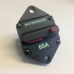 Automatický jistič s vypínačem pro zapuštěnou montáž, 50 - 135A