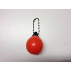 Klíčenka boje - oranžová
