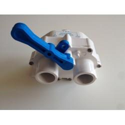 Y 3cestný ventil na odpadní vodu